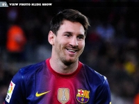 Something  about Lionel Messi