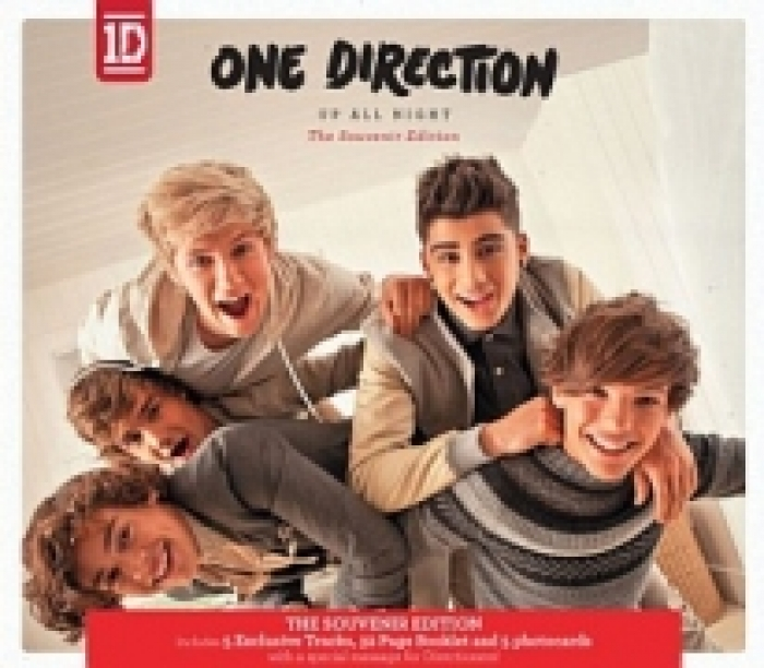 List of songs from the album up all night souvenir edition by list of songs from the album up all night souvenir edition by one direction altavistaventures Images